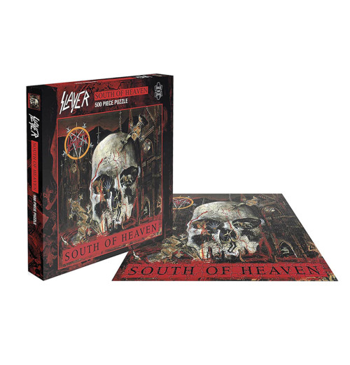 Slayer - South Of Heaven 500 Piece Jigsaw Puzzle