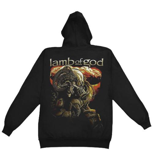 Lamb Of God - Anime Zip Hoodie