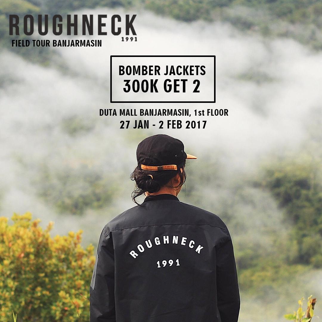 roughneck field tour banjarmasin image