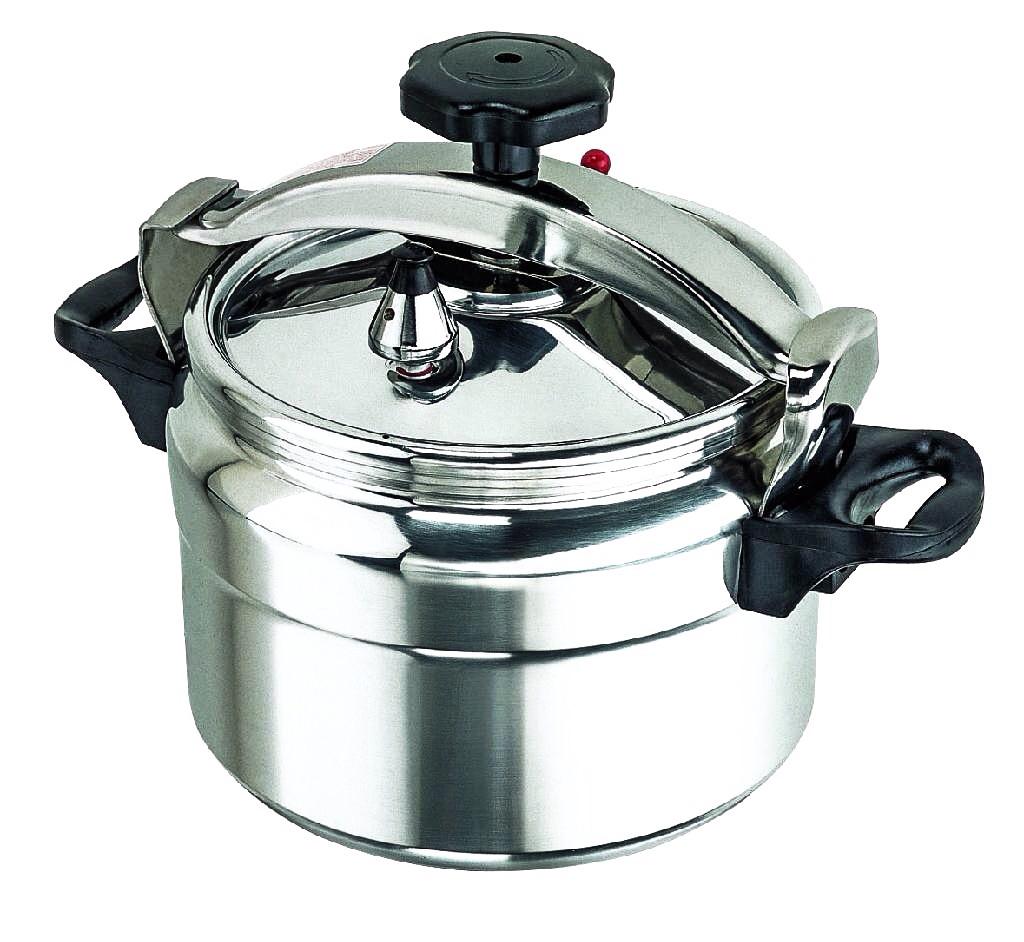 Royale Commercial Pressure Cooker 20 ltr image