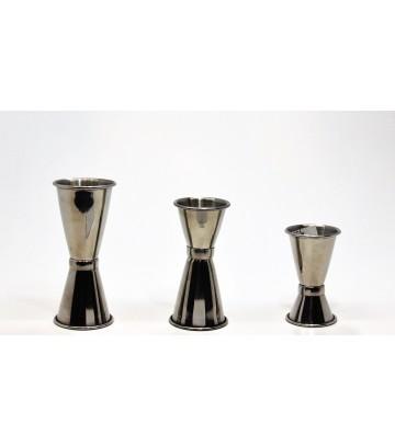 Bareca Jigger with Rim - Stainless Steel image