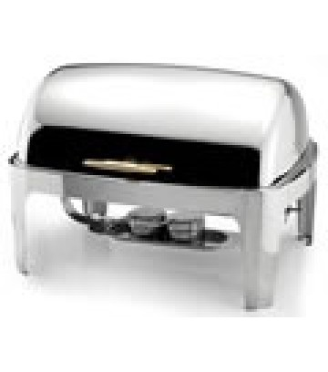 Sunnex Rectangular Roll Top Chaffing Dish image