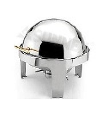 Sunnex Round Roll Top Chaffing Dish image