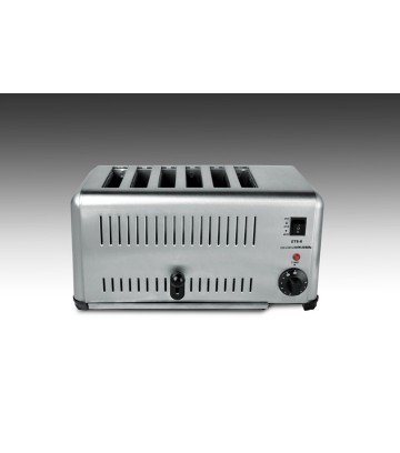 Royale Commercial Toaster 6 Slots image