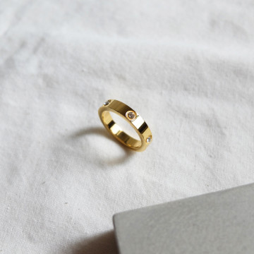 PANAMA RING GOLD