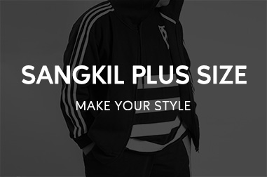 BE CONFIDENT WITH #SANGKILPLUSSIZE