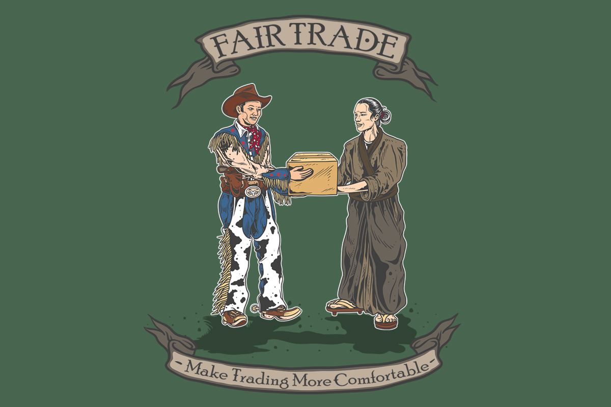 FAIR TRADE: Make Trading More Comfortable image