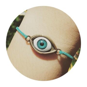 evil eye tosca