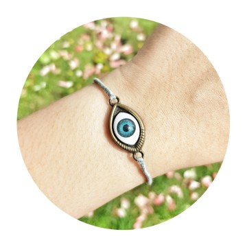 evil eye ghost grey