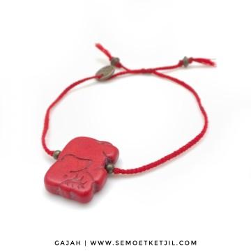 gajah red image