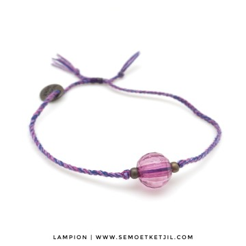 mixing purple lampion image