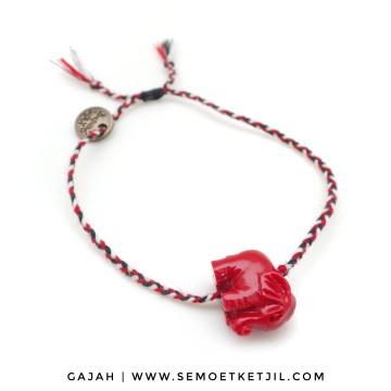 GAJAH THAILAND RED image
