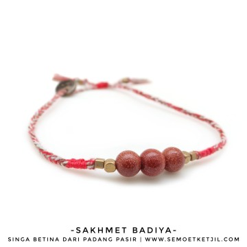 Sakhmet Badiya Agate image