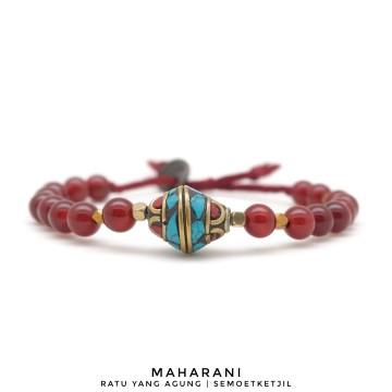 MAHARANI TIBETAN AGATE image