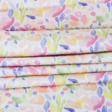 Table Runner Kecil Bunga Azalea - Seruni Living