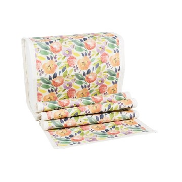 Table Runner Kecil Bunga MariGold - Seruni Living