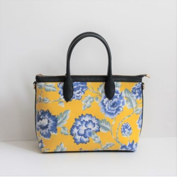Small Hand Bag Chrysant Kuning