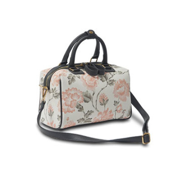 Classic Hand Bag Chrysant Cream