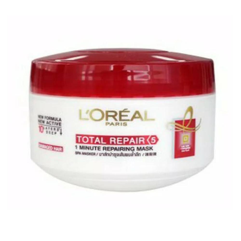Loreal Hair Mask Total Repair 200 Ml