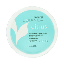 Body Scrub Citrus