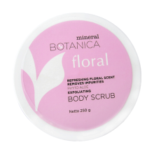 Body Scrub Floral