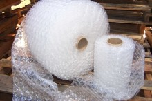BUBBLE WRAP - EXTRA PROTECTION