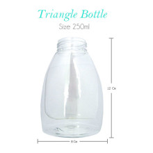 BOTOL SEGITIGA PUMP / TRIANGLE BOTTLE