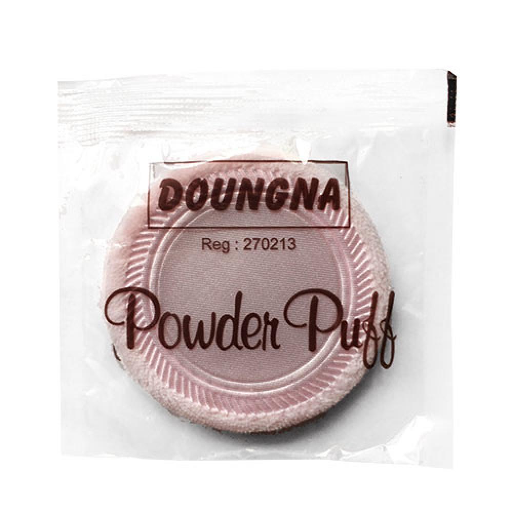 Silisponge Silicone Make Up Sponge Silikon Spons Powder Puffs 1 Pcs Bening Oval Transparant