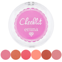 EMINA CHEEKLIT PRESSED / BLUSH ON PERONA PIPI