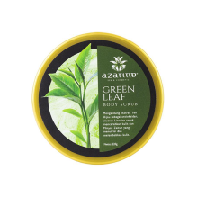 Green Leaf Body Scrub