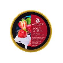 Yoghurt Strawberry Body Scrub