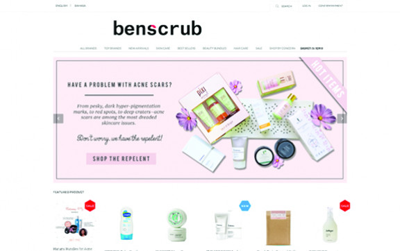 Benscrub
