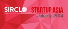 SIRCLO on Startup Asia Jakarta 2014image