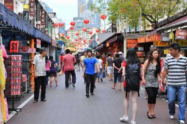 Pusat Perbelanjaan di Singapura Sedang Suram. Mengapa Minat Belanja di Toko Offline Menurun?