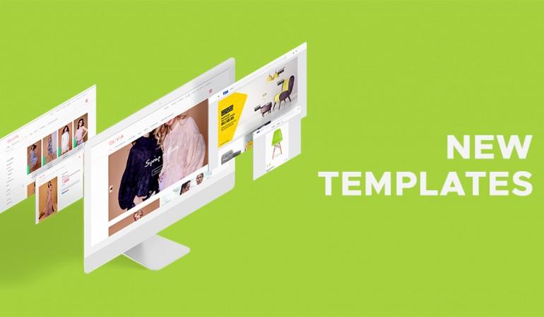 2 Template Terbaru Toko Online: Tilé dan Oliviaimage