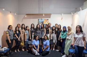 SIRCLO Menumbuhkan Semangat Local Brand di Event Basha Market Surabaya