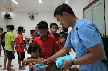 Berbagi Kebahagiaan di Event SIRCLO Charityimage