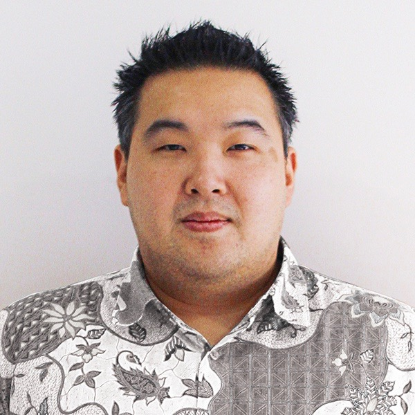 Rinaldi Tjhin, VP of Operations at SIRCLO