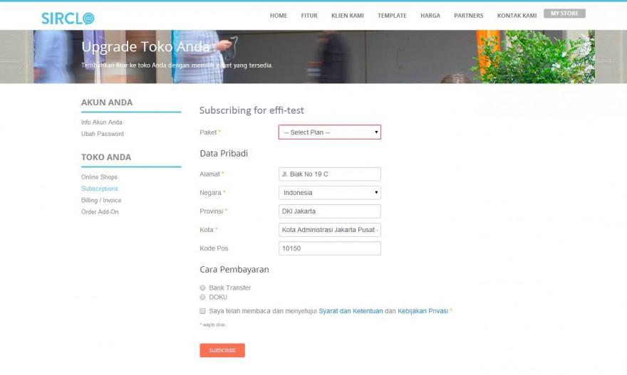 FAQ: FAQ | Buat Toko Online Dengan Mudah Menggunakan Jasa SIRCLO