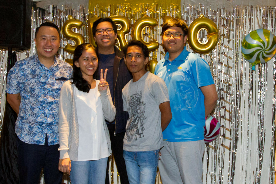 SIRCLO Finance and People Operations Team