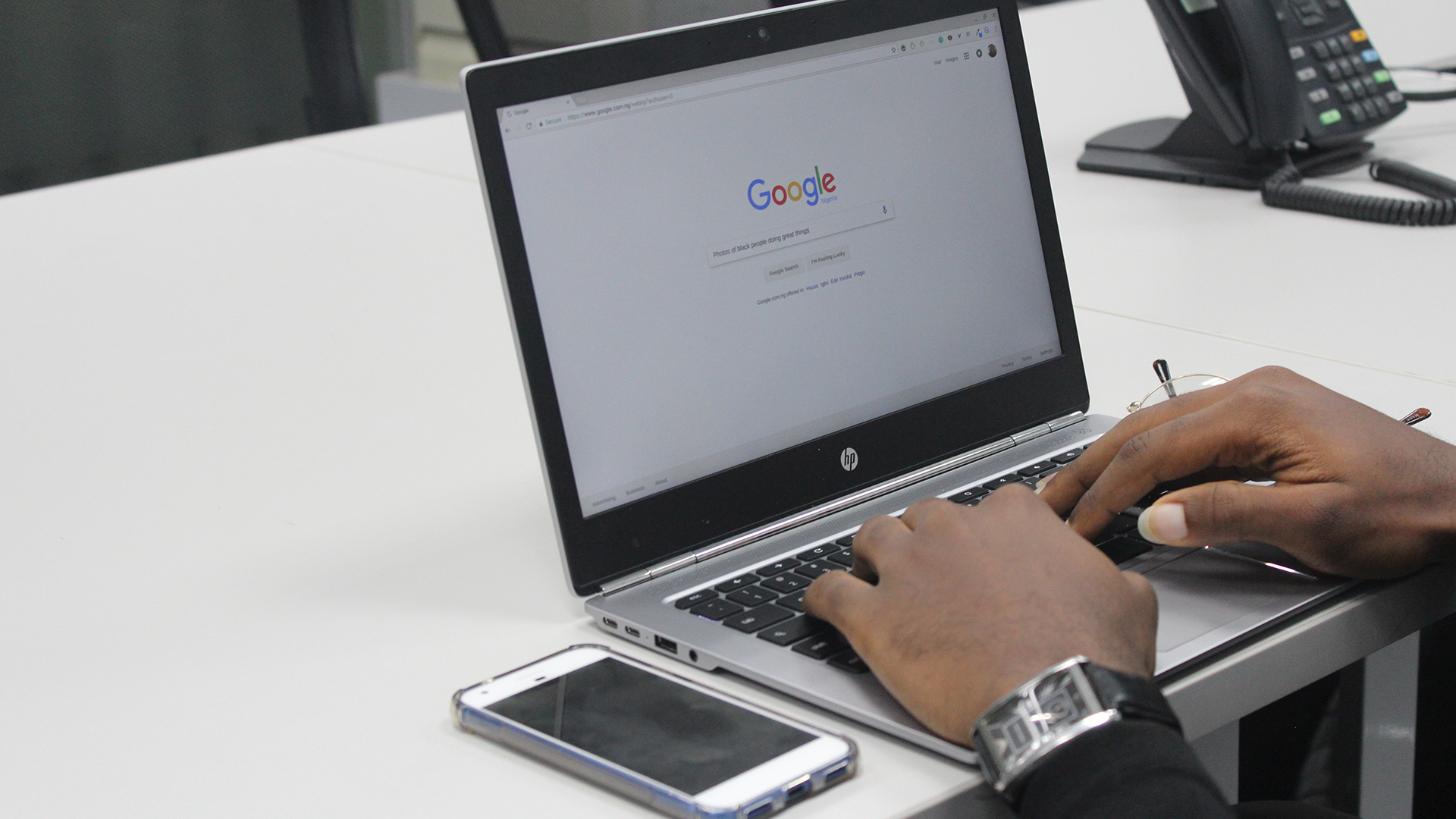 Website di Halaman Pertama Google