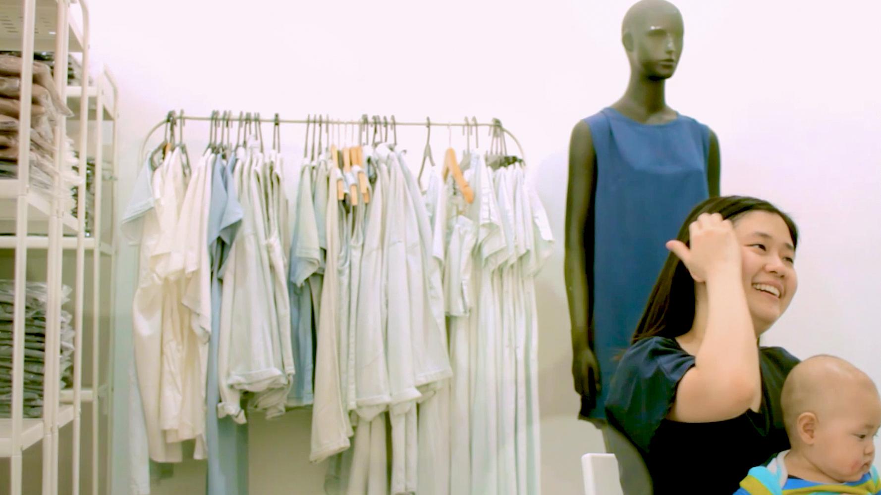 Kisah Sukses Toko Online Olin's Closet