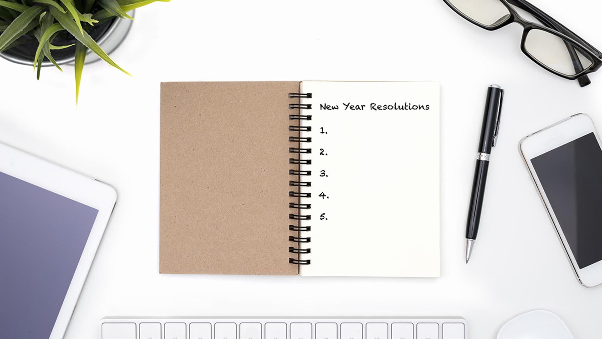 Cara Menjaga Resolusi Tahun Baru