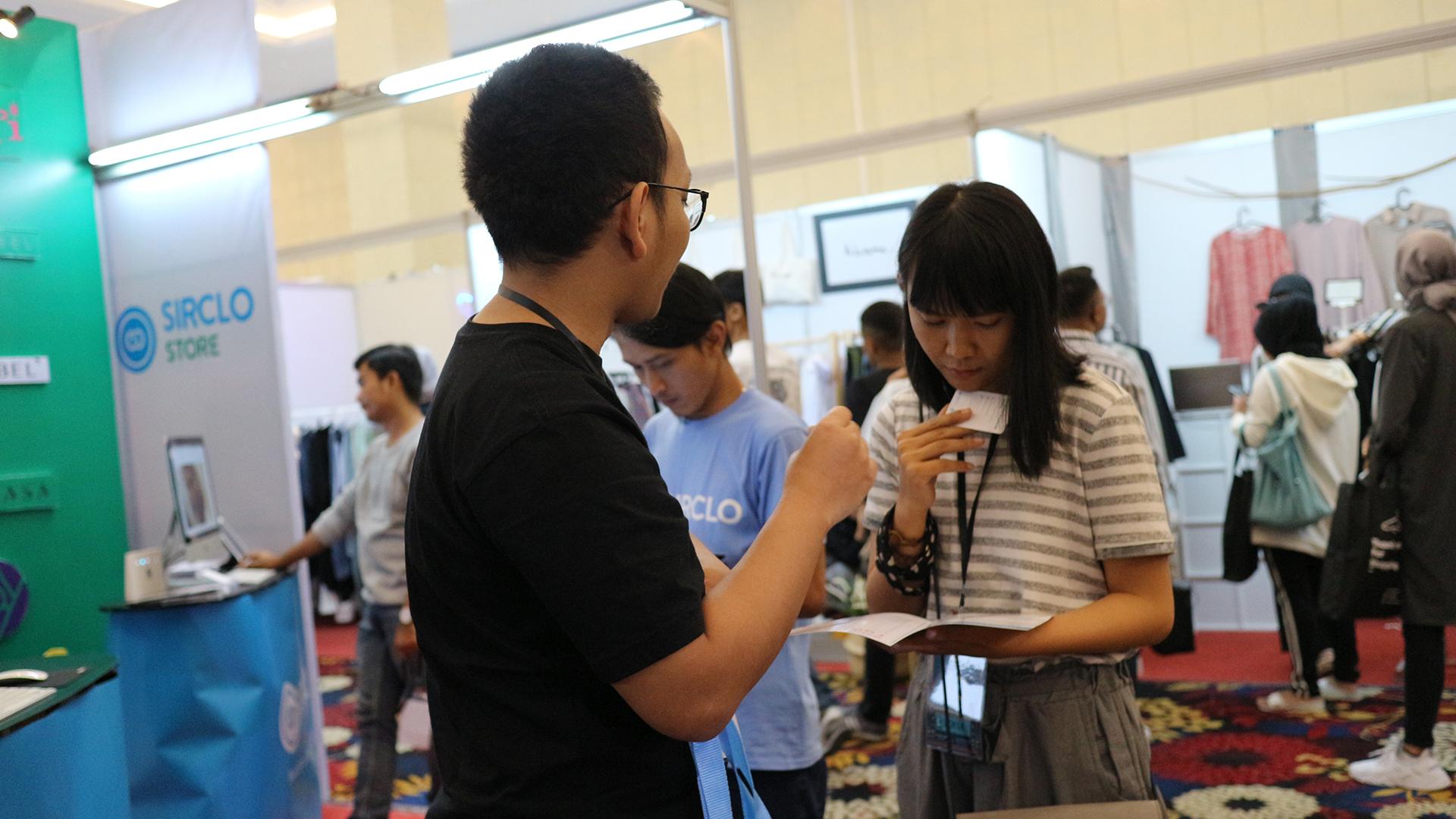 Antusiasme Pengunjung Dalam Bertanya untuk Memulai Toko Online Menggunakan SIRCLO