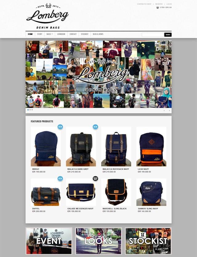 Lomberg Bags