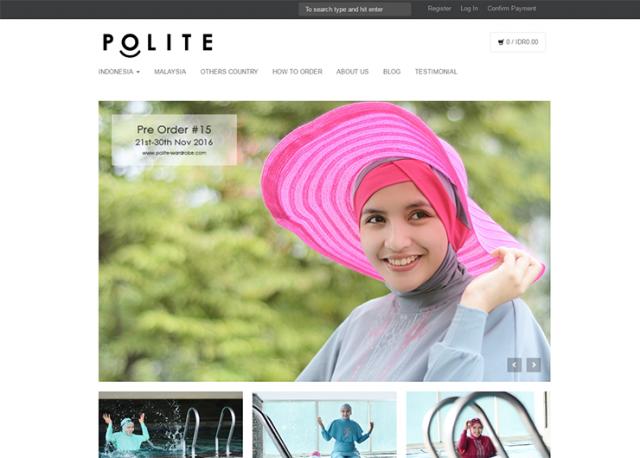 Polite Swimwear