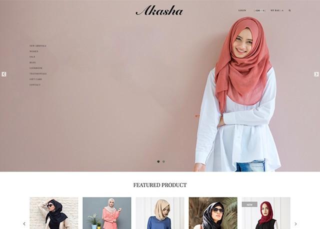 Hijab Demo Akasha