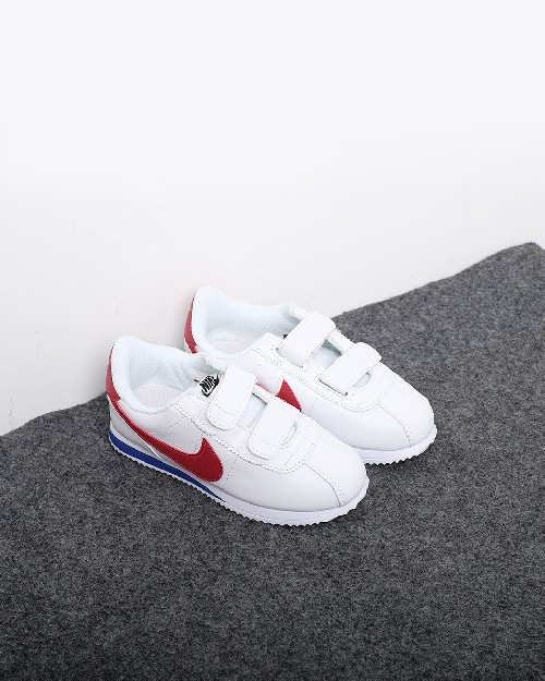 new style 2fca5 4eeee Nike Cortez Kids - White Varisty Red-Game Royal - 13318