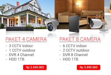 Promo Package CCTV image