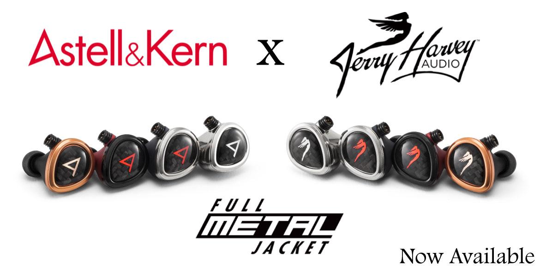 Astell&Kern x JH Audio Siren Series II